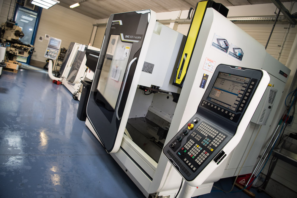 Met de opleiding Verspaningstechnologie beheers je deze machine volledig.