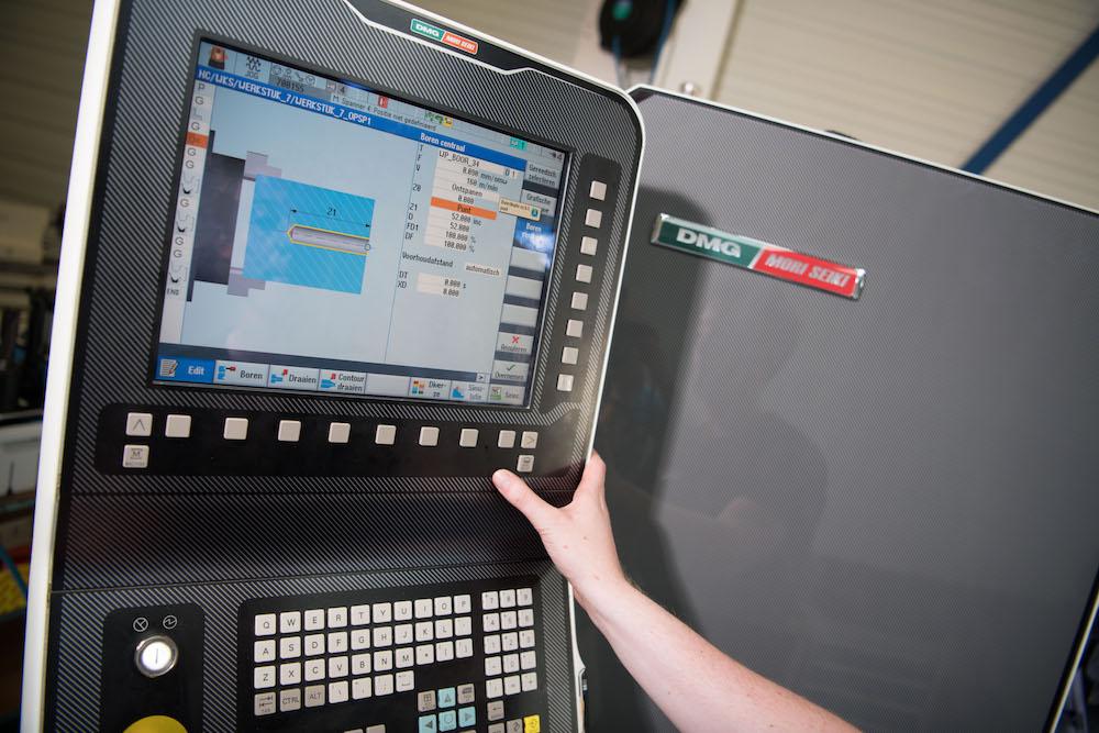 CNC besturingssystemen